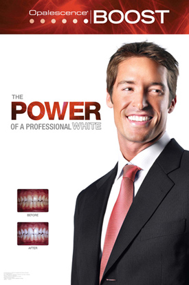 Boost Power Teeth Whitening by Opalescence