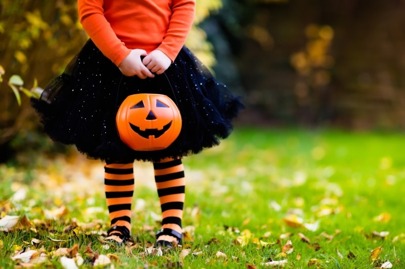 Halloween candy can damage teeth