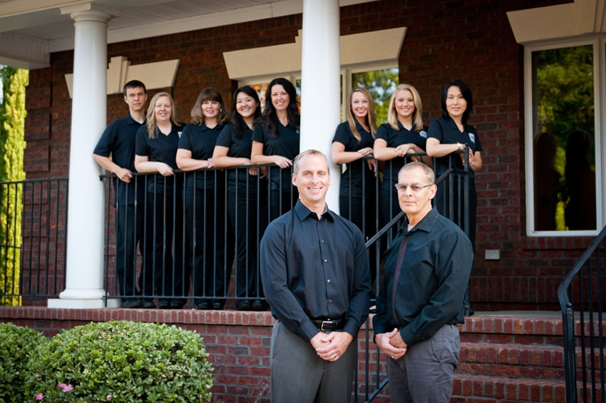The Cosmetic Dentistry team of Smile Columbia in Columbia South Carolina