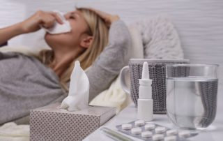 Has Flu Season Put Your Teeth at Risk?